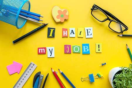 healthier job attitude